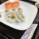 Foto van Sushi North