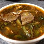 Niu Rou Tang Mian (Spicy Beef Noodle Soup), GOOD