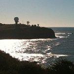 Famous Mavericks surf spot