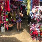 Hippie market!