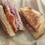 Ham'n (Jam'n) $13.75, I REVERE this sandwich