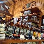bar com cervejas da bierbaum