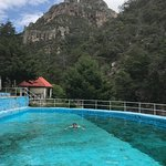 Recowata Hot Springs near Creel