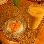 Ga Ya Ya - veganer Lassi und Dessert