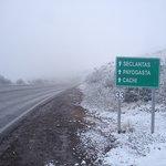 La cuesta nevada
