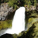 Foto Sahalie and Koosah Falls