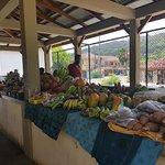 Anse Royal Public Market의 사진