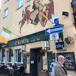 O'Kellys Irish Pub, Freiburg im Breisgau, Germany