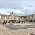 Foto di Palazzo Reale a Madrid