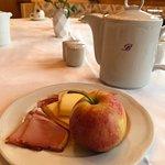 Morning breakfast - so elegant