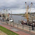 Greetsieler Hafen-billede