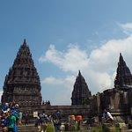 Φωτογραφία: Ναοί Prambanan