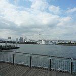 Photo de Odaiba Kaihin Koen (Odaiba Seaside Park)