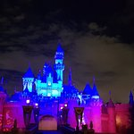Bild från Disneyland