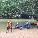 Puerto Princesa Underground River Foto