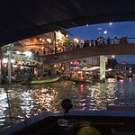 ภาพถ่ายของ ตลาดน้ำอัมพวา