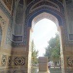 Imam Bokhari Mausoleum symbolic tomb