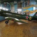 Yuri Gagarin's training aircraft