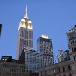 Empire State Building - New York on 11th April 2015
