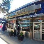 The Skylight Diner - Midtown Manhattan, N.Y. (19/Oct/18).