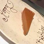 The celebration dessert which was scrumptious.