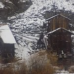 One of abandoned the Silverton mines.
