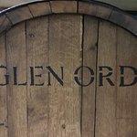 Old Glen Ord maturation barrel