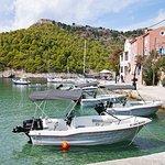 Tranquil Assos Harbour