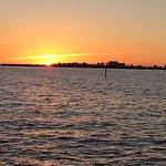 Sonnenuntergang am Pier von Cape Coral was gibt es schöneres?
