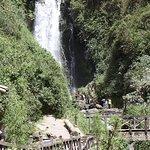 Photo of Peguche Waterfall