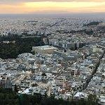 תצפית על אתונה