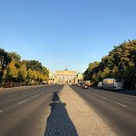 Bild från Brandenburger Tor