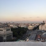 Vista de Madrid!