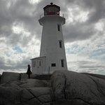 Bild från Peggy's Cove Lighthouse