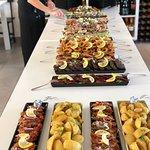 meze buffet