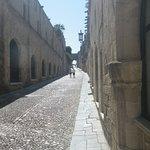 Foto di Street of the Knights