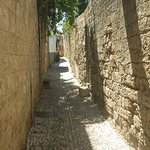 Narrow alleyways, Rhodes Old Town