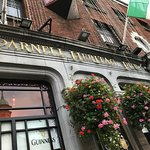 Parnell Heritage Pub just off O'Connell Street Dublin