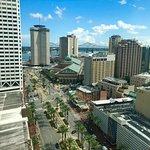 Window View - New Orleans Marriott Photo