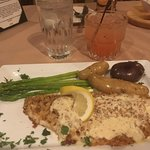 Pretzel Crusted Walleye