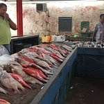 Victoria Market Foto