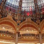 Foto de Galeries Lafayette Paris Haussmann