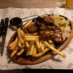 Mixed Meat Sizzler