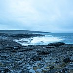 Doolin on the way to Galway