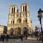 Фотография Собор Парижской Богоматери