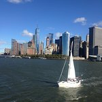 View back to Manhattan