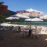 mesas de praia