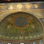 il mosaico centrale