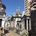 صورة فوتوغرافية لـ مقبرة ريكوليتا