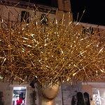 Foto van Pinocchio a Pietrasanta